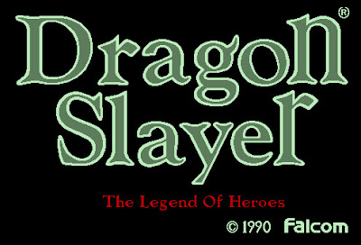 【Dos】英雄傳說1代:龍的傳人完整音樂版+劇情攻略,天堂鳥經典RPG!