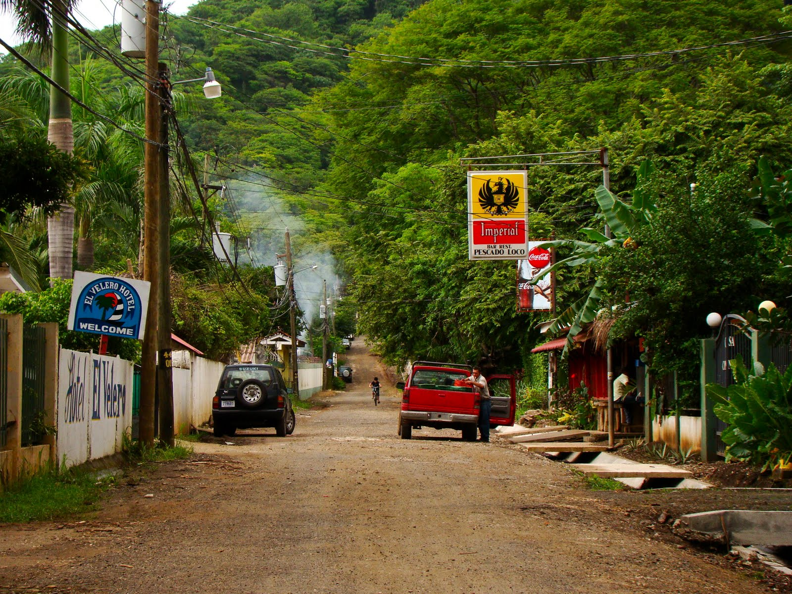Restaurants In Hermosa Beach Costa Rica