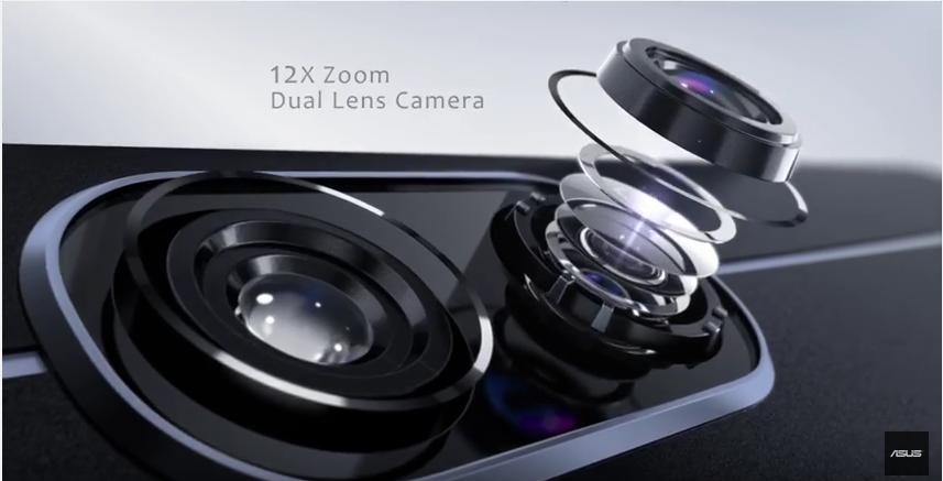Asus ZenFone 3 Zoom 12x Zoom Dual Lens Camera Promotion