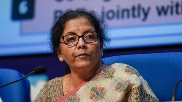 LIVE: FM Nirmala Sitharaman addresses the media