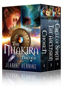 The Nhakira Trilogy (Jeanine Henning)