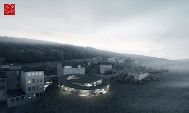 Contemporary Modern Architecture - House Of Founders