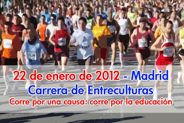 Carrera de Entreculturas: