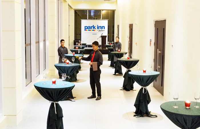Park Inn by Radisson Davao launches new function room