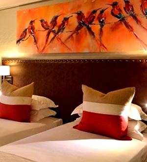 Victoria Falls Safari Lodge Standard Room