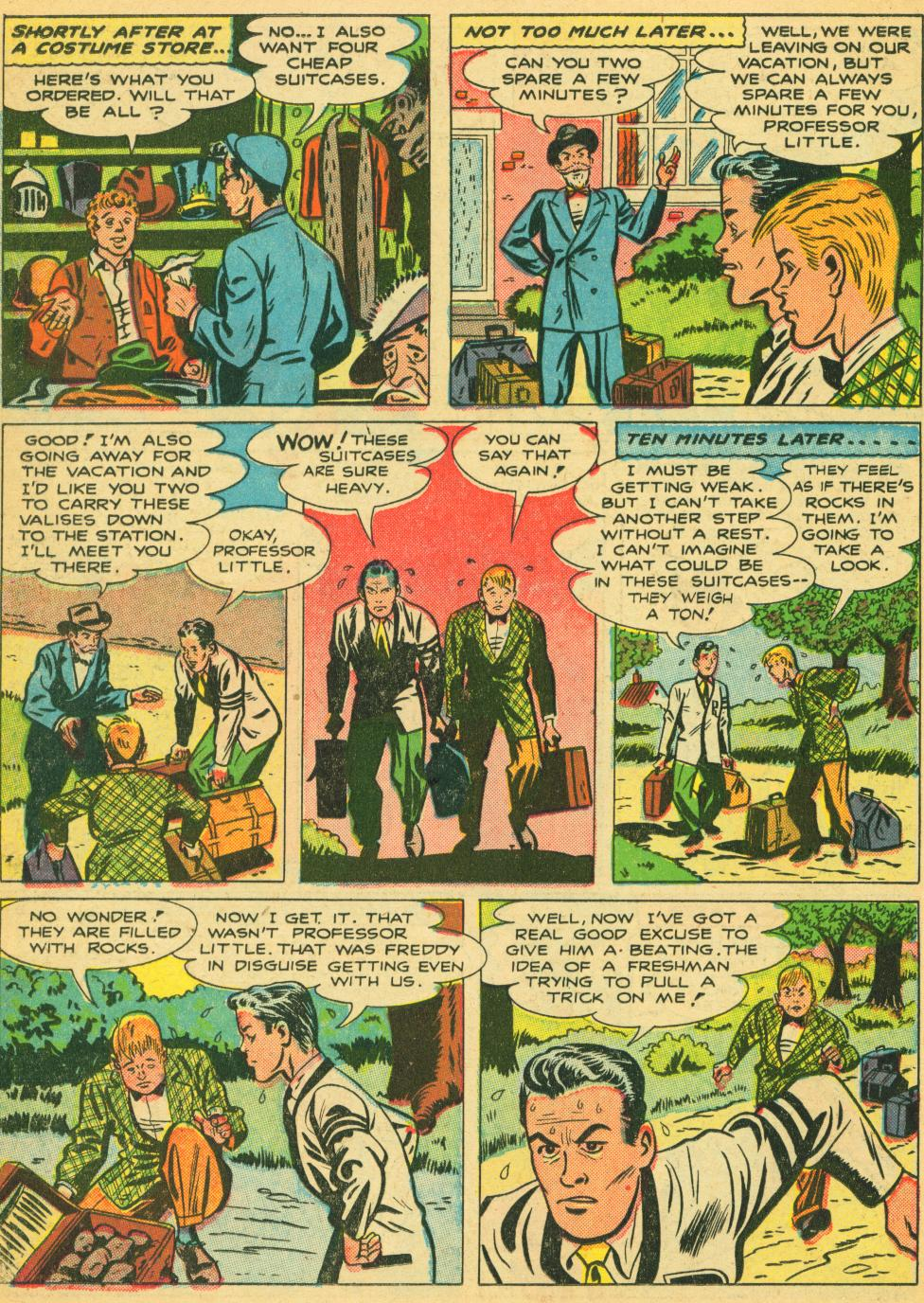 WHIZ Comics issue 101 - Page 14