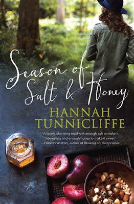 Purrfectly Bookish: Season of Salt & Honey by Hannah Tunnicliffe