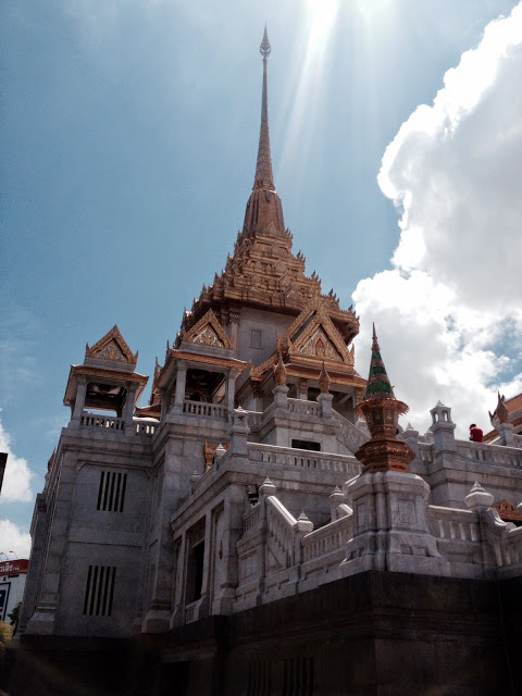 Wat Traimit, the Temple of the Golden Buddha