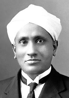 Chandrasekhara V Raman