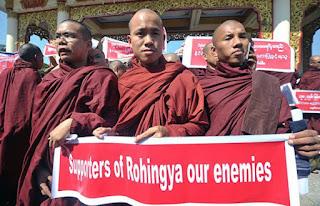Asia. Los rohingyas se hunden en el olvido.