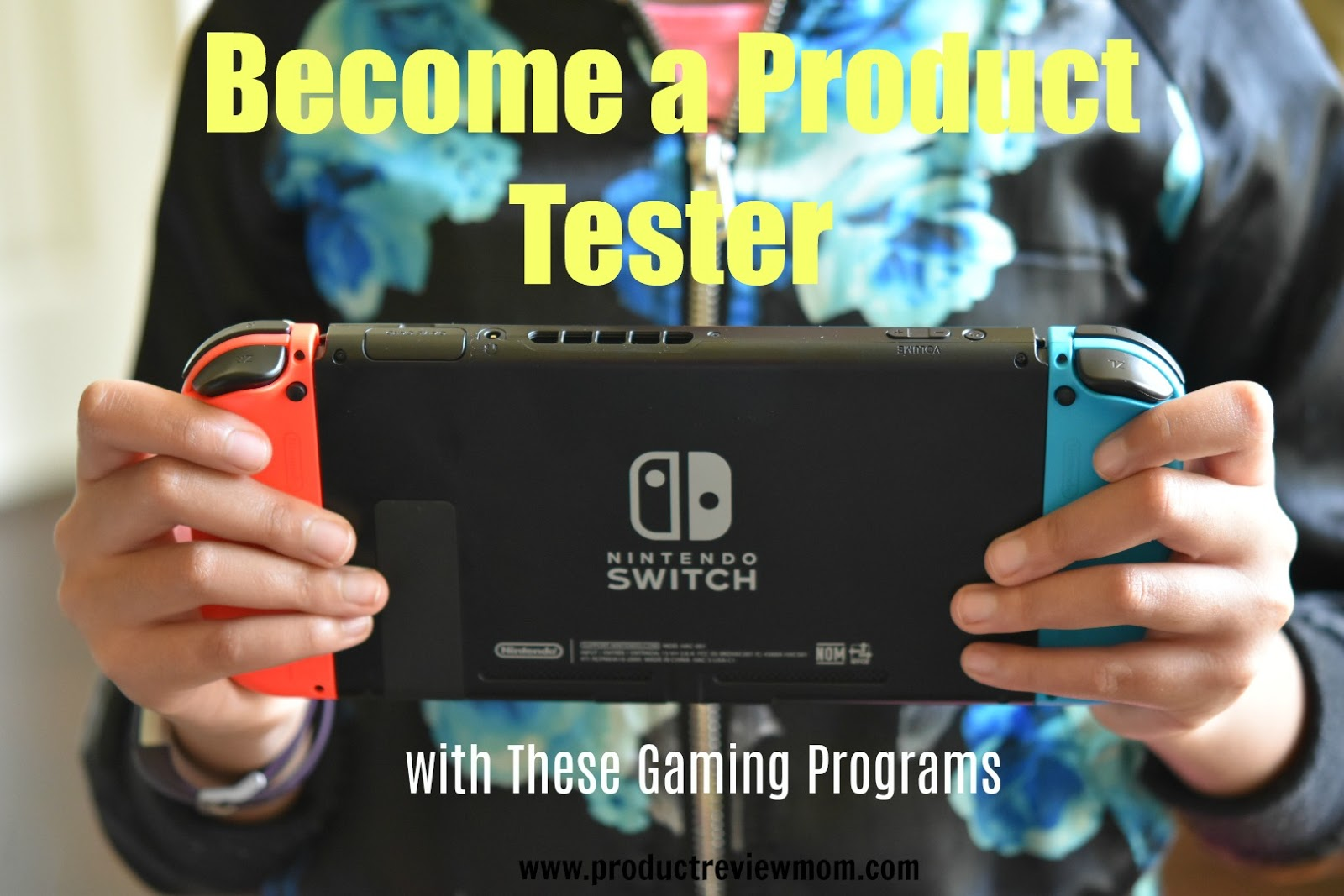 How to Become a Product Tester with These Gaming Programs  via  www.productreviewmom.com