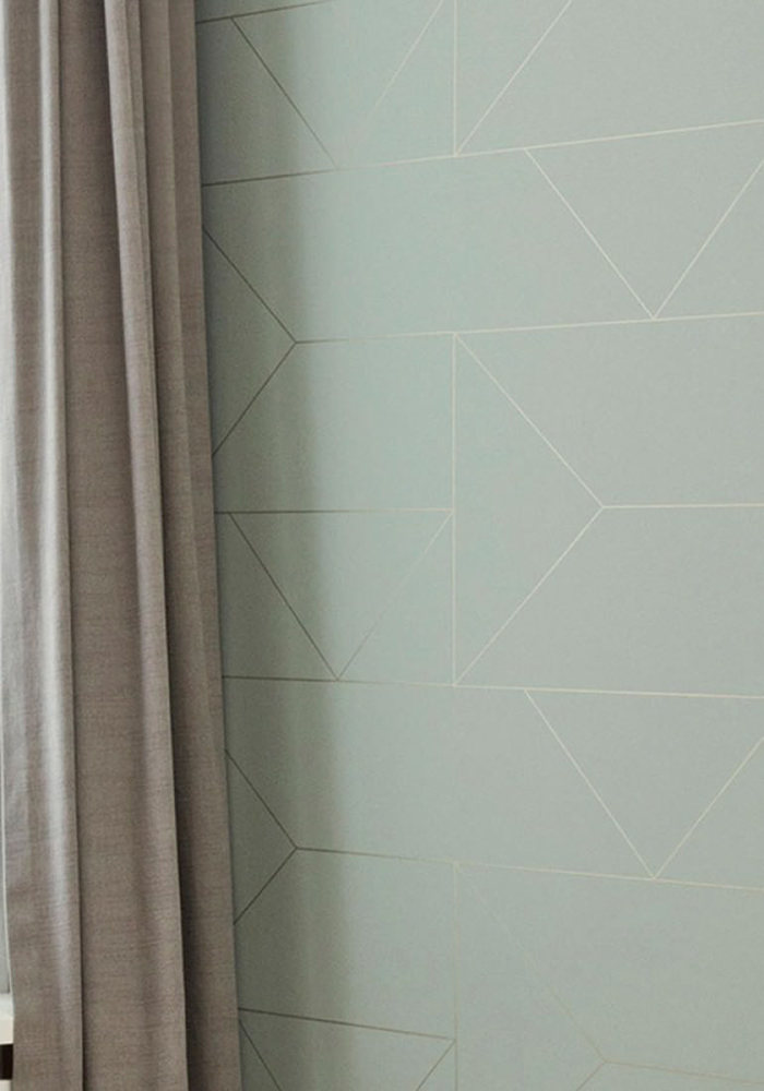 papel de parede minimalista