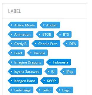 Label Blog