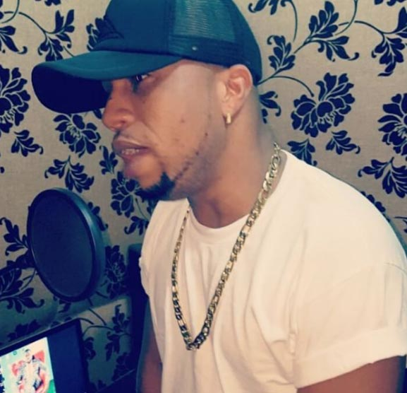 """Amo Shine"" crooner Charles Okocha hits the studio for official song"