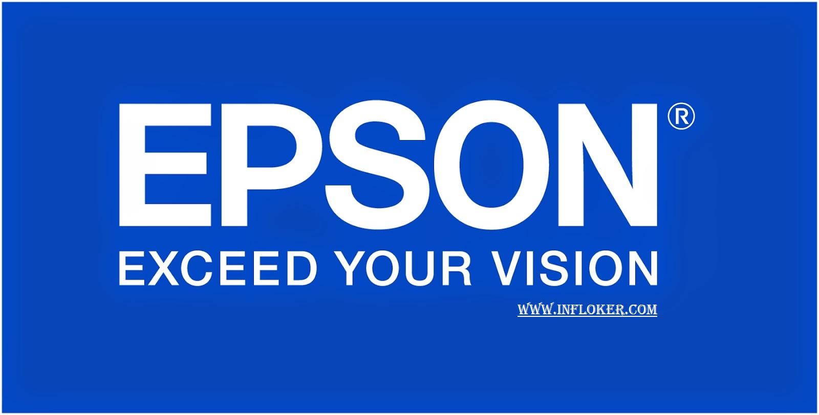 Loker Operator Produksi PT EPSON Via Onlinne Terbaru 2018