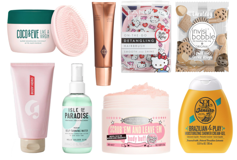 Spring Hair & Body Care Wishlist