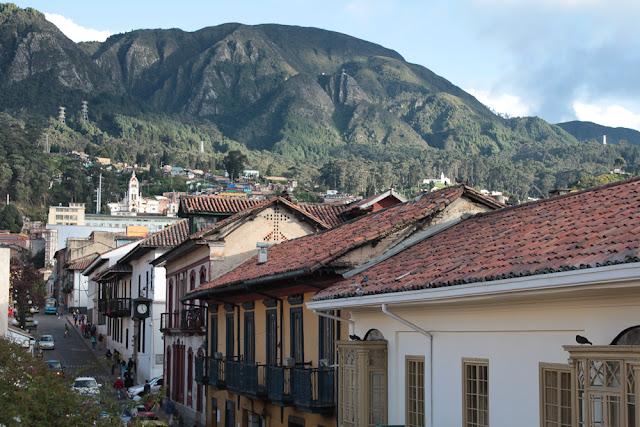 La Candelaria Bogota