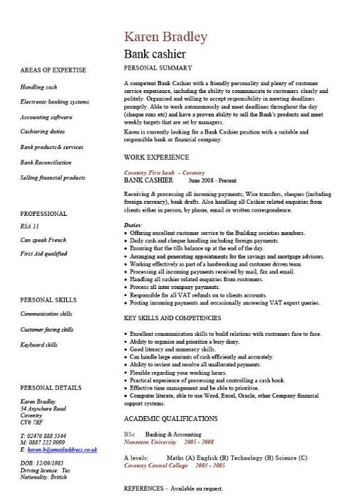What Does Resume Cv Content Mean. Us Resume Examples American