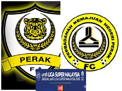 Live Streaming Perak vs PKNP FC Liga Super 26.5.2018