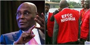 SERIOUS? Atiku's Sons Apartment Raided By EFCC In Abuja