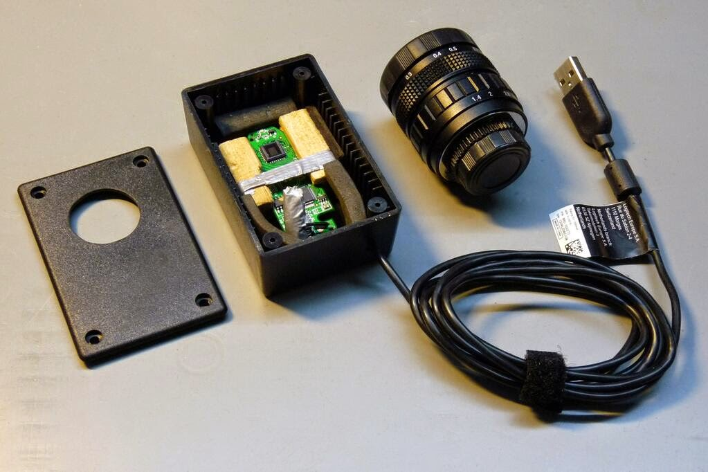 Electronics Blog Diy Usb Soldering Microscope