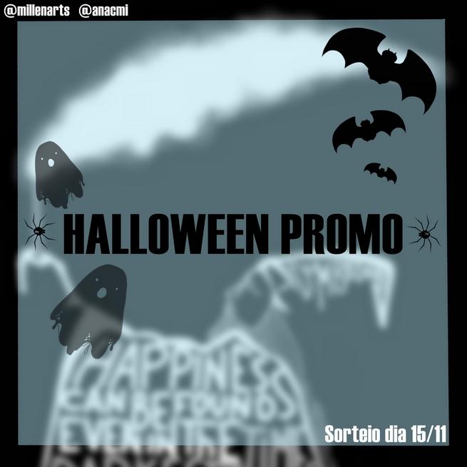 Promoção de Halloween: Mundo Mágico