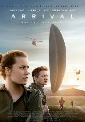 Trailer Film Arrival 2016