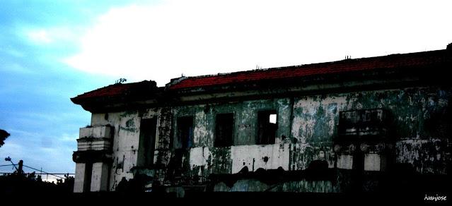 Old building in Intramuros