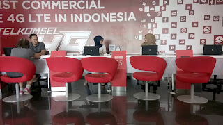 Grapari Telkomsel Mal Kelapa Gading Jakarta Utara