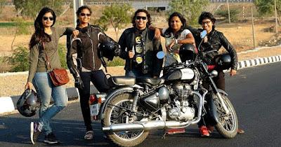 Klub Motor Wanita Paling Disegani di Dunia