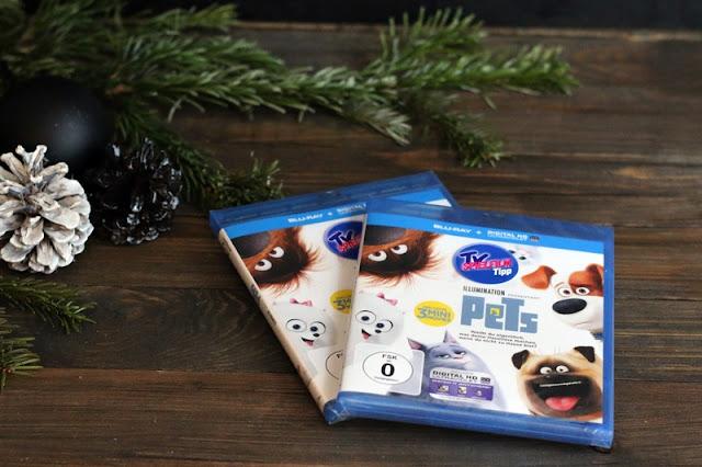 Gewinne eine Blu-ray von Pets