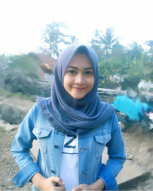 Beautiful Hijaber From Aceh