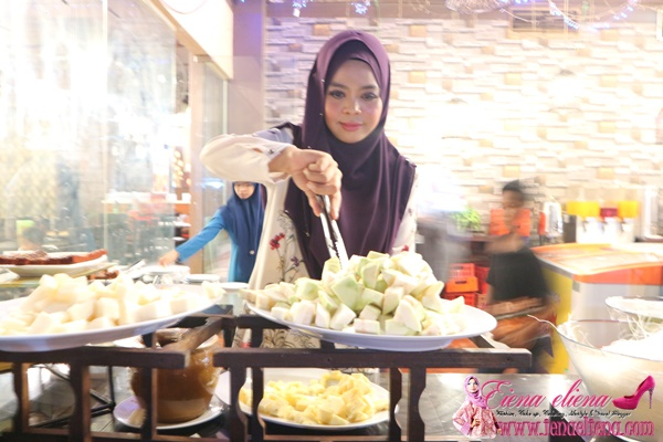 Steamboat BBQ Buffet D'Kayangan