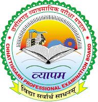 CG Vyapam, Chhattisgarh Professional Examination Board, Raipur, Chhattisgarh, Patwari, VYAPAM, 12th, freejobalert, Sarkari Naukri, Latest Jobs, Hot Jobs, cg vyapam logo