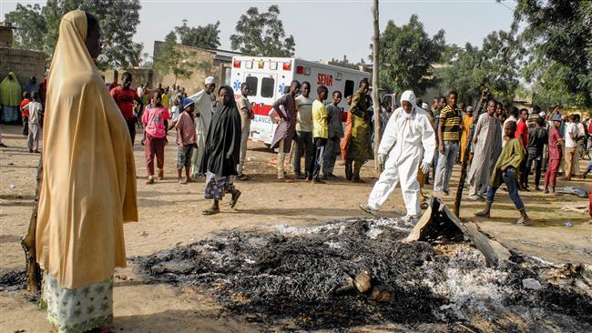 Suspected Takfiri Boko Haram militants kill 16 people in northeast Nigeria