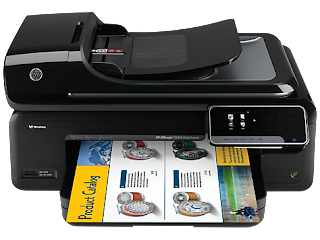 HP Officejet 7500A e-All-in-One Printer - E910a Driver Download