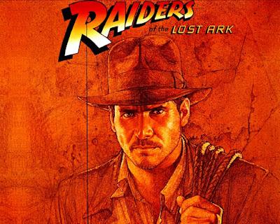 Wallpaper Indiana Jones en busca del Arca Perdida