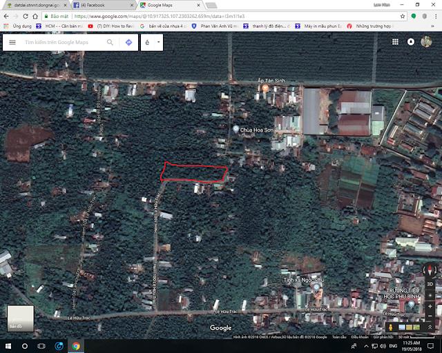 Bán đất vườn cây ăn trái chợ Phú Bình, Long Khánh 04