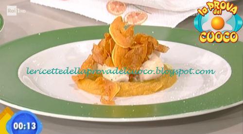 Rotolini di sogliola con variazione di patata dolce ricetta Scarpa da Prova del Cuoco