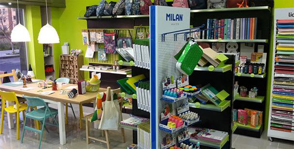 ALFIL.be más que una papelería en Playa San Juan