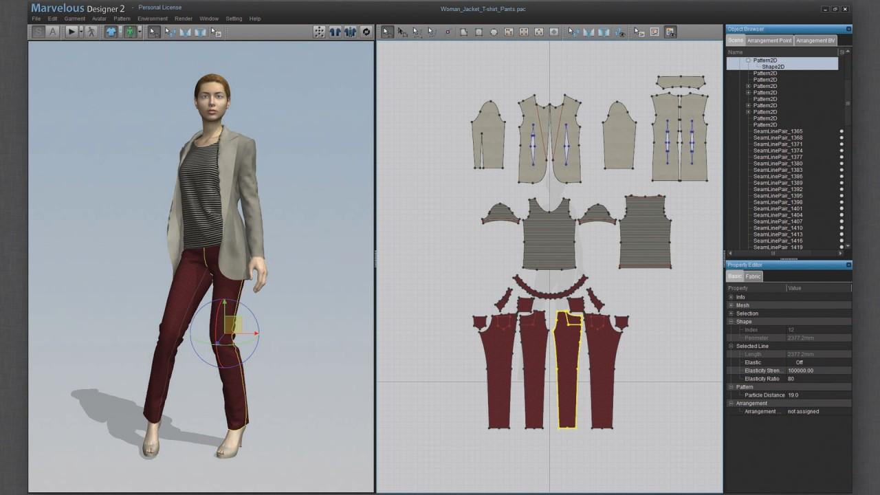 Marvelous Designer 2 ~ Rehan's Softwares