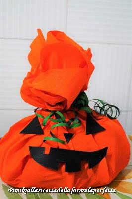 tutorial zucca halloween carta