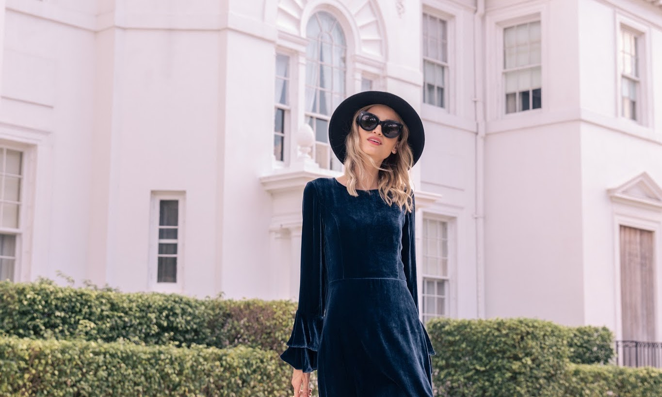 How To Style Velvet For A Classic Chic Look