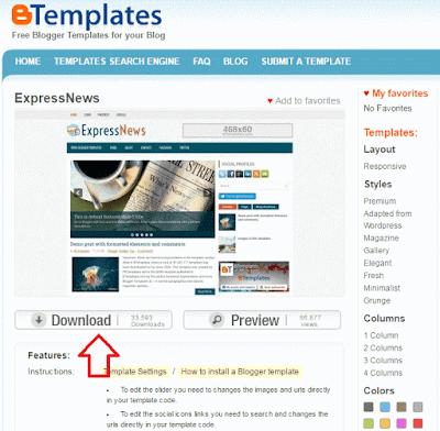 Como melhorar a aparência do blog