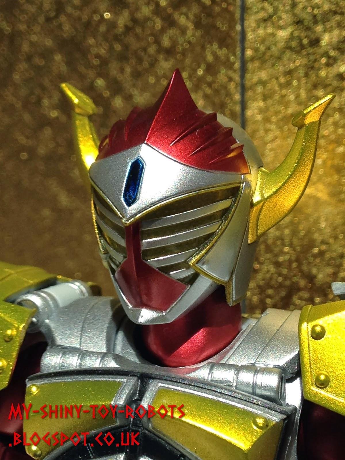 SH Figuarts Kamen Rider Baron from Kamen Rider Gaim