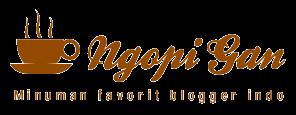 Contoh Logo Ngopi Gan
