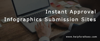 Infographic Submission Sites 2018 Free