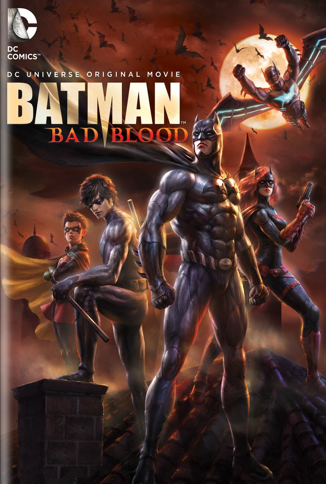 Download Batman Bad Blood