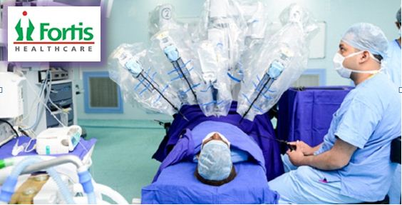 Fortis Hospital Delhi Perform Robotic Surgery for Pancreatic Cancer Patients