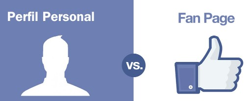 Perfil vs. Fanpage - MasFB